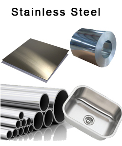 Target Trading - Stainless steel suppliers in qatar